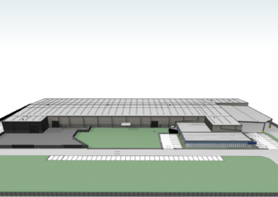Industrial Manufacturing Facility